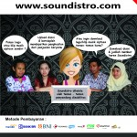 Brosur Soundistro by Mutia Rahmah. Klik untuk perbesar.