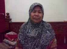 Nenekku, Nurhayati.. benar-benar bagaikan cahaya dikalangan putra-putrinya