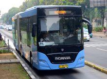 Menghafal Jalur Bus Trans Jakarta