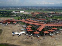 Ilustrasi Bandara Soekarno Hatta
